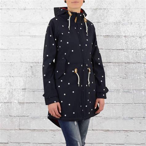 Doty Labirin Navy Sweater jetzt bestellen derbe softshell jacke island friese dots blau weiss gepunktet krasse shirts de