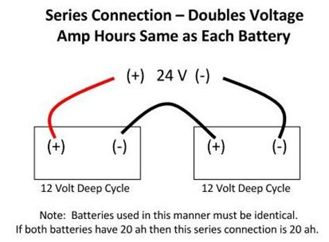 how to hook up 24 volt battery diagram who has jumper cables on their boat question