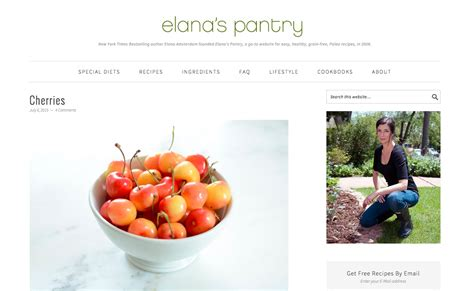 Elana Pantry by Links We July Edition Theflexiblechef