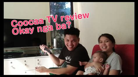 coocaa sn smart tv unboxing  review youtube