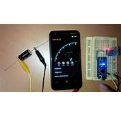 Five Volts Voltimetro En Windows Phone 8 Con Arduino Y