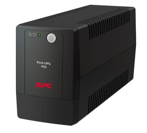 Ups Apc Bx 650li Back Ups 650va apc back ups 650va 230v avr universal sockets apc