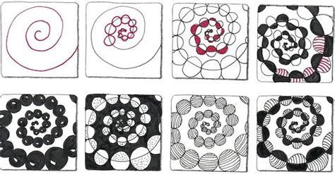 zentangle pattern blog blog suzannemcneill com design originals zentangle
