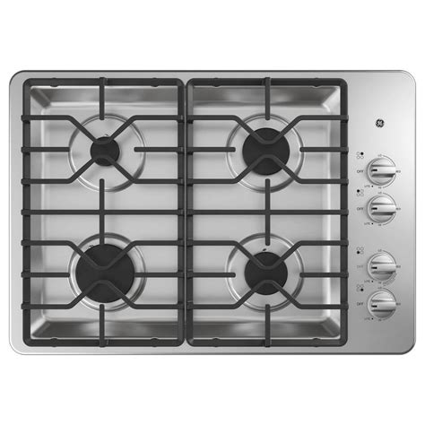 ancona cooktop reviews ancona 30 in gas cooktop in stainless steel with 5