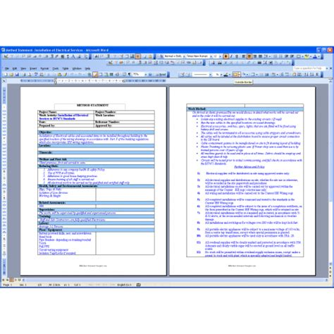 electrical safety policy template 28 electrical safety policy template general safety