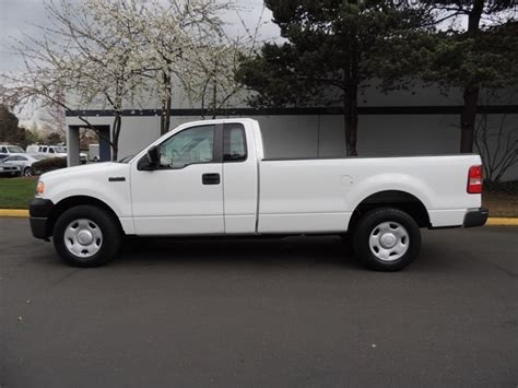 f150 long bed 2007 ford f 150 xl 2wd long bed 43k miles excel cond