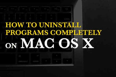 how to uninstall world of warcraft os x uninstalling softwares completely on mac os x macbook pro