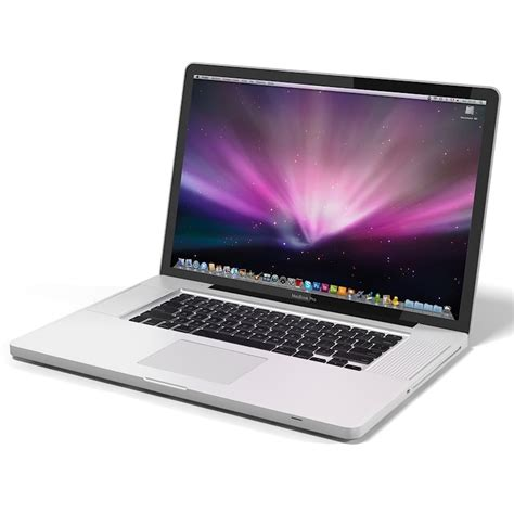Komputer Macbook Pro 3d apple macbook pro model