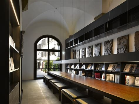 sede gucci firenze museo gucci parc office archinect