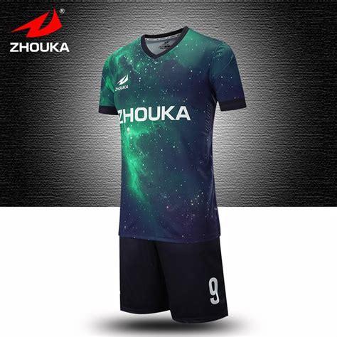 design a soccer shirt online online football uniform design full sublimation custom
