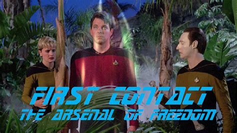 arsenal of freedom first contact the arsenal of freedom season 1 episode