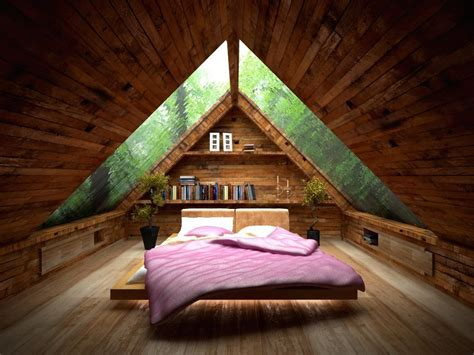 best 25 attic rooms ideas on designforlifeden throughout