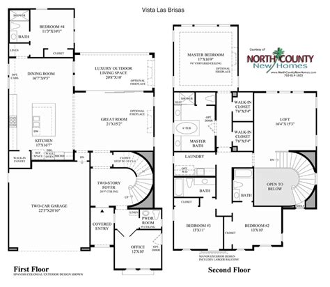 robertson 100 floor plan vistas at robertson ranch floor plans carlsbad new homes