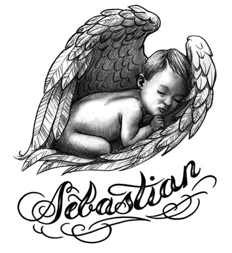 tattoo angel holding baby pin pin wing butterfly coloring page zebra colouring sheet