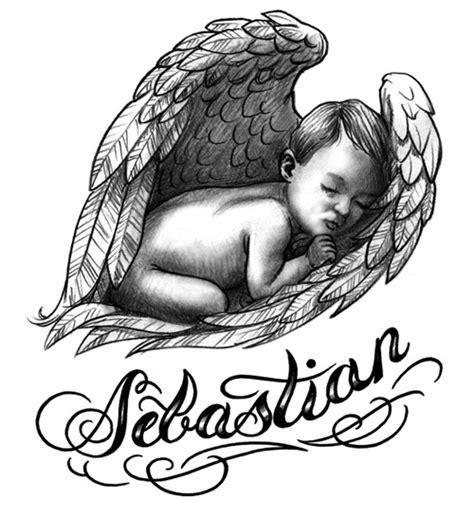 tattoo angel holding baby praying angel tattoos car interior design