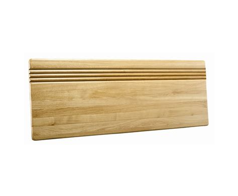 wooden headboards uk flute oak wooden headboard just headboards