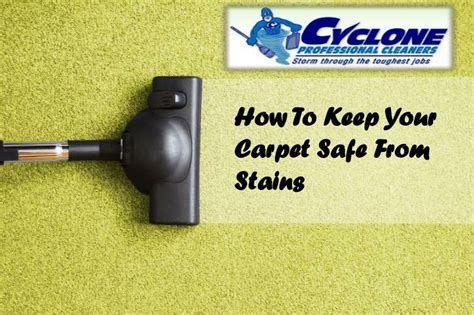 How To Keep Rugs From Sliding On Carpet by Ppt How To Keep Your Carpet Safe From Stains Powerpoint