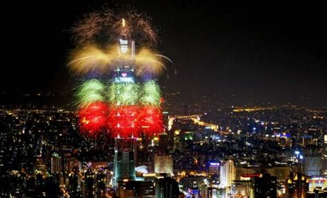 new year 2015 dates taiwan taipei 101 new years 2018 fireworks and celebration