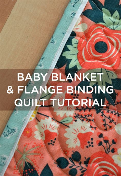new friday tutorial the missouri baby quilt with