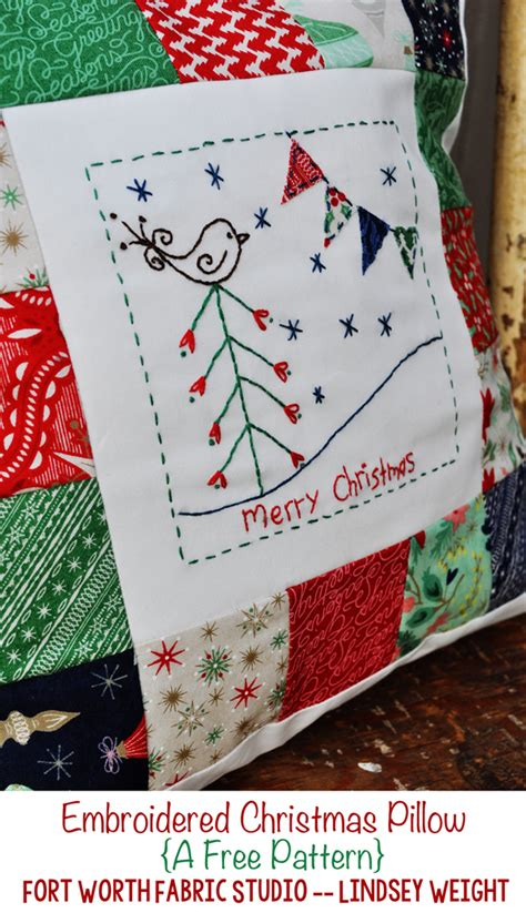 upholstery supplies fort worth fort worth fabric studio embroidered christmas pillow