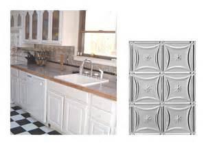 tin tile backsplash ideas kitchen backsplash ideas decorative tin tiles metal
