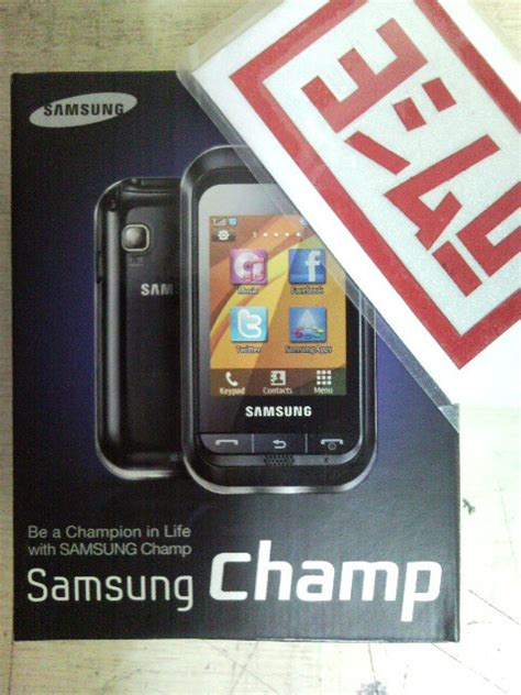 Casing Hp Samsung Gt C3303i jual samsung ch gt c3303i bonus pouch lcd protector
