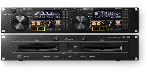 Dj Player mep 4000 support firmware pioneer dj global