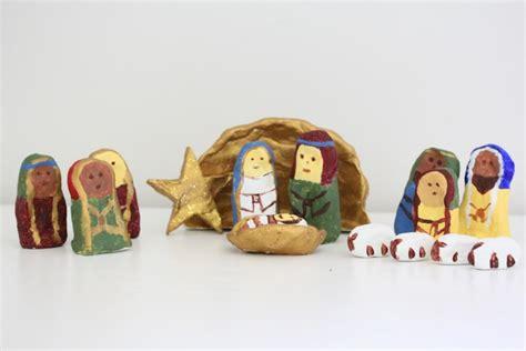 Kids Bedroom Decorating Ideas diy clay nativity scene be a fun mum