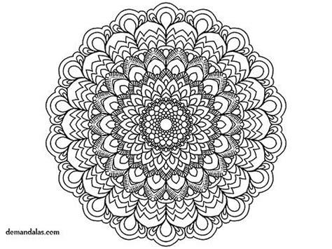 imagenes de mandalas para imprimir gratis m 225 s de 25 ideas incre 237 bles sobre mandalas para imprimir