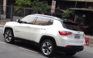 Fiat Jeep News 2017 Jeep Compass Spied In The Buff Mixes Grand