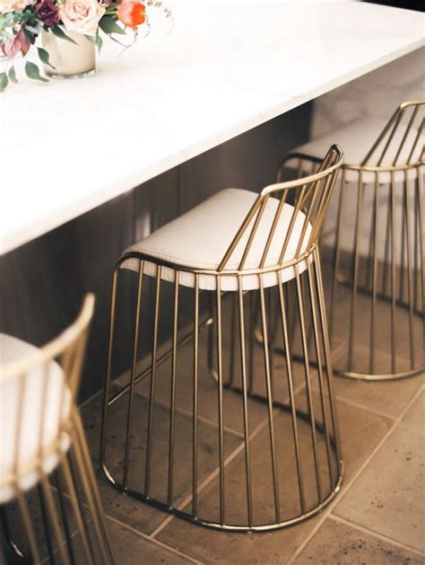 Ideas For Copper Bar Stools Design The Best Bar Stools To Improve A Bar Design