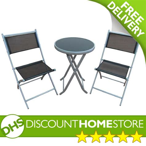 A Chair For Summary by 3 Folding Bistro Set With 50cm Small Table