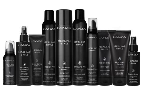 International Hair Emergency by L Anza Healing Haircare Professional Only Hair Color And
