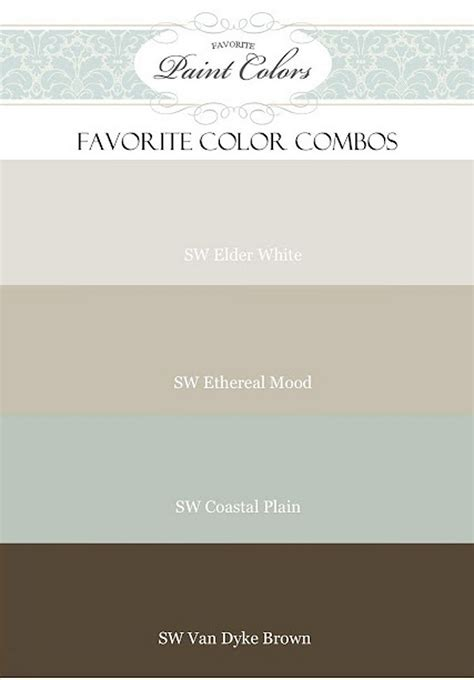 color palette for home interiors interior paint color and color palette ideas with pictures