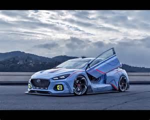 Hyundai Concept Cars Hyundai Rn30 Concept 2016