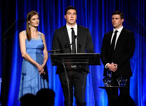 christopher reeve foundation gala christopher reeve s children host foundation gala photo 1