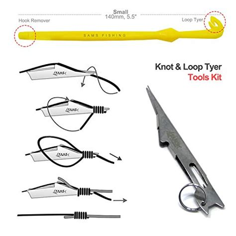 from usa samsfx tie fast nail knot tyer and loop tying