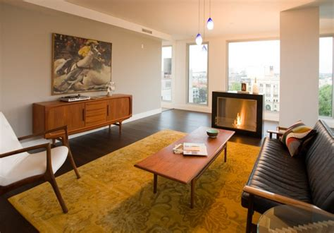 modern vintage living room 21 retro living room designs decorating ideas design