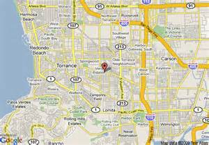 torrance california map 8 torrance torrance deals see hotel photos