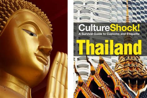 Shock Thailand Thailand Culture Shock The Book To Help You Avoid It