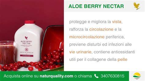 Aloe Berry Nectar Forever Living Product aloe berry nectar recensione italiano