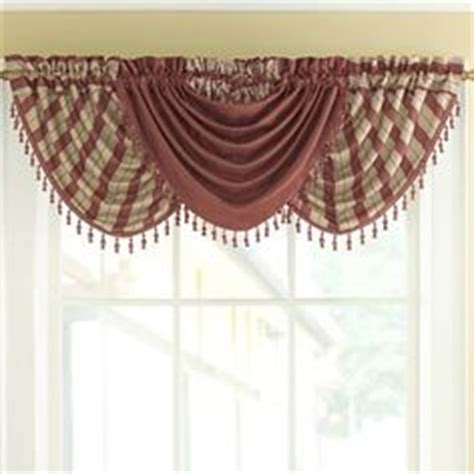 Living Room Jcpenney Kitchen Curtains 1000 Images About Valances On Waterfalls No