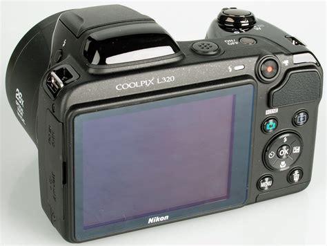 Lensa Nikon Coolpix L320 nikon coolpix l320 review