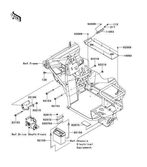 diagrams 1094751 kawasaki mule 610 wiring schematic i