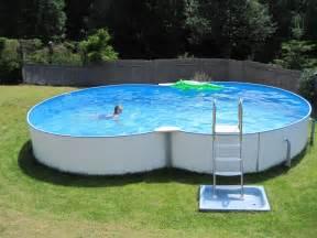 garten swimmingpool bild quot swimmingpool im garten quot zu g 228 stehaus sonneck in