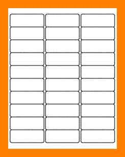 avery template 8660 8 avery 8660 template time table chart