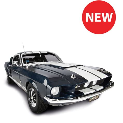 build the ford mustang shelby gt 500