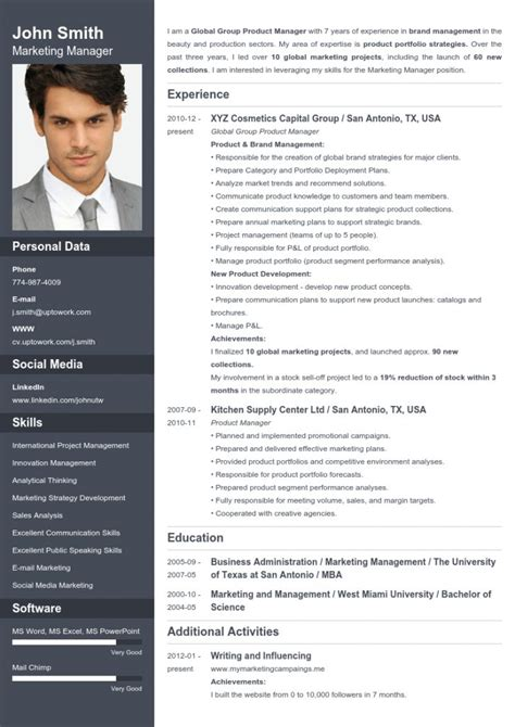 best resume maker online free fluently me