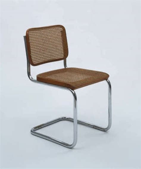 Marcel Breuer Cesca Chair by Germany The Bauhaus And Beyond At Syracuse
