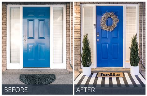 entrance  inviting   home smarter